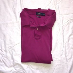 Polo by Ralph Lauren Classic Fit Interlock Polo